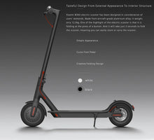 Xiaomi Mijia M365 - Black (UK's Top Selling Electric Scooter)