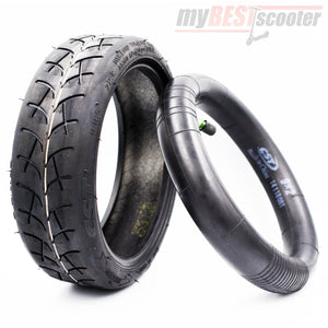 CST Rubber Tire With CST Inner Tube (Optional)