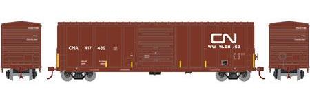 ATHEARN #17825 - HO - 50' PS 5277 Box Car - Canadian National - #CNA 417489 - [IN STOCK]