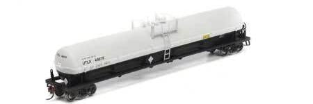 ATHEARN #17857 - 62' Tank Car - UTLX - #UTLX 48876 - [IN STOCK]
