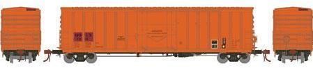 ATHEARN #18413 - NACC 50' Box Car - Quaker Oats - #QOCX 337 - [CLICK on the picture for more information] - [RESERVE for Delivery in July 2019] - [$0 to Reserve -$45.95 on Delivery]