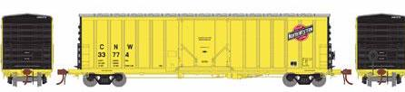 ATHEARN #18416 - NACC 50' Box Car - Chicago & North Western - #CNW 33801 - [RESERVE for Delivery in December 2019] - [$0 to Reserve - US$34.98 on Delivery]