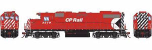 ATHEARN GENESIS #G65497 - HO - GP38-2 - CPRail - #3079 - DCC &Sound - [RESERVE for Delivery in January 2020] - [$0 to Reserve - US$237.98 on Delivery] [*** 19-038]