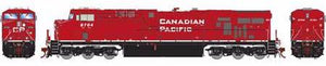 ATHEARN GENESIS #G83125 - ES44AC - Canadian Pacific #8704 - With PTC - DCC & Sound - [IN STOCK]