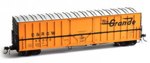ATHEARN #14766 - NACC 50' Box Car - D&RGW - #D&RGW 51010 - [IN STOCK]