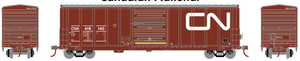 ATHEARN #15684 - 50' PS 5277 Box Car - Canadian National - CNA 419140 - [In-Stock - Only 1 left]