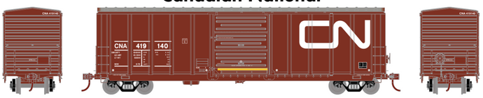 ATHEARN #15684 - HO - 50' PS 5277 Box Car - Canadian National - CNA 419140 - [IN STOCK]