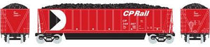 ATHEARN #26416 - HO - Bathtub Gondola With Coal Load - CPRail - #CP 349057 - [IN STOCK]