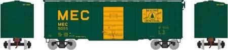ATHEARN #67345 - 40' Superior Door Box Car - Maine Central - #MEC 5128 - [IN STOCK]