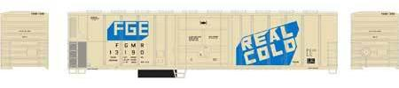 ATHEARN #71462 - PC&F 57' Mechanical Reefer - Fruit Growers Express - #FGMR 13222 - [RESERVE for Delivery in April 2019] - [$0 to Reserve -$38.95 on Delivery]