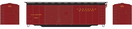 ATHEARN #72620 - 40' Express Box Car - Canadian Pacific - #4901 - [IN STOCK]
