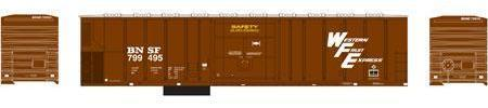 ATHEARN #72877 - PC&F 57' Mechanical Reefer - Burlington Northern Santa Fe - #BNSF #799059  - [RESERVE for Delivery in September 2019] - [$0 to Reserve -$38.95 on Delivery]