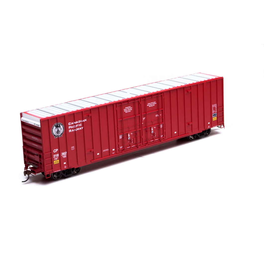 ATHEARN #75038 - 60' Gunderson Box Car - Canadian Pacific - #CP 218362 - [IN STOCK]