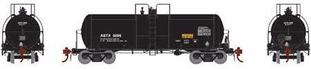 ATHEARN GENESIS #G17868 - 13,600 Gallon Acid Tank Car - Asarco Incorporated - #ASTX 5051 - [CLICK on the picture for more information] - [RESERVE for Delivery in July 2019] - [$0 to Reserve -$71.95 on Delivery]