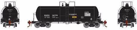 ATHEARN GENESIS #G17873 - 13,600 Gallon Acid Tank Car - Dupont - #DUPX 14797 - [RESERVE for Delivery in August 2019] - [$0 to Reserve - US$54.98 on Delivery]
