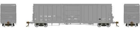 ATHEARN GENESIS #G26663 - PC&F 50' Plug Door Box Car with 10'6
