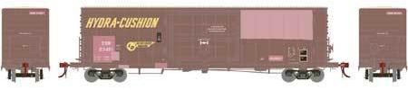 ATHEARN GENESIS #G69395 - PC&F 50' SS Box Car with 14' Plug Doors  - Cotton Belt - #SSW 23491 - Primed For Grime [Click on the picture for more information] [RESERVE for Delivery in August 2019] - [$0 to Reserve -$51.95 on Delivery]