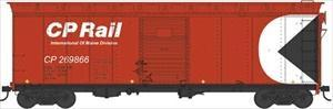 BOWSER #41771 - 40' Steel-Side Box Car - CPRail - #CP 269866 - [IN STOCK]