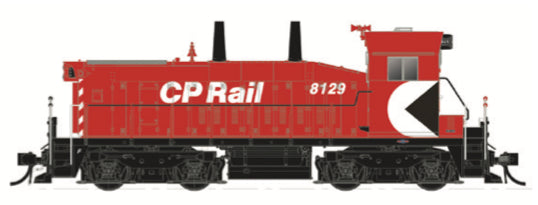 RAPIDO TRAINS #026521 - HO - SW1200RS - CPRail - No Number [5