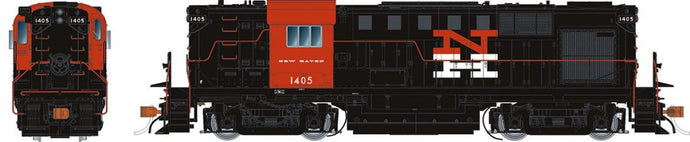 RAPIDO TRAINS #031011 - Alco RS-11 - HO-Scale - New Haven #1401 - DCC-Ready - [Click on the picture]