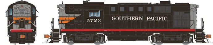 RAPIDO TRAINS #031537 - Alco RS-11 - HO-Scale - Southern Pacific #5723 [Black Widow] - DCC & Sound - [Click on the picture]