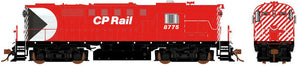 "RAPIDO TRAINS #032539 - MLW RS-18 - Class  DRS-18a - With DCC and Lok-Sound - HO - CPRail #8753 -  8"" Stripes -  [RESERVE for Delivery in Mid-2019] - [$0 to Reserve -$359.95 on Delivery]"