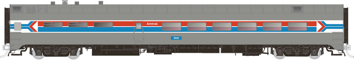 RAPIDO TRAINS #124013 - HO - Lightweight Diner - Amtrak #8502 - [Phase I] - [RESERVE for Delivery in July 2019] - [$0 to Reserve - $129.95 on Delivery]