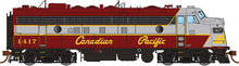RAPIDO TRAINS #222507 - HO - FP7 - Canadian Pacific #1404 [Script] - DCC & Sound - [RESERVE for Delivery in Early 2019] - [$0 to Reserve - CAD $359.95 on Delivery - Reservations are closed at Rapido - No discount]