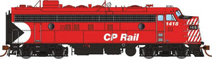 "RAPIDO TRAINS #222516 - HO - FP7 - CPRail #4074 -  [5"" Stripes] - DCC & Sound - [RESERVE for Delivery in Early 2019] - [$0 to Reserve - US$334.95 on Delivery]"