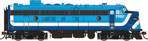 RAPIDO TRAINS #222543 - HO - FP7 - Montreal Commuter #1303 - DCC & Sound - [RESERVE for Delivery in Early 2019] - [$0 to Reserve - US$334.95 on Delivery]