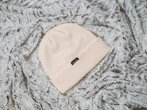 Bonnet Minimalist Natural - Exoed Clothing