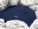 Bonnet Minimalist Navy - Exoed Clothing