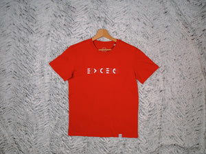 T-shirt Mirror Red - Exoed Clothing