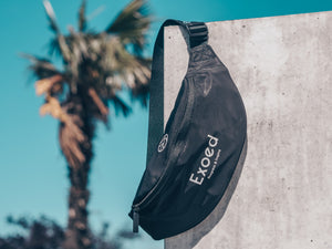 Waist Bag Initiale - Exoed Clothing