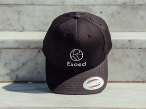 Cap Genesis Black - Exoed Clothing