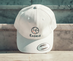 Cap Genesis White - Exoed Clothing