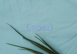 T-shirt Prélude Caribbean Blue - Exoed Clothing