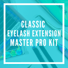 Load image into Gallery viewer, Classic Eyelash Extension MASTER Pro Kit