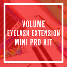 Load image into Gallery viewer, Volume Eyelash Extension Mini Pro Kit