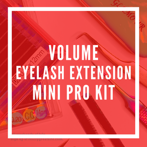 Volume Eyelash Extension Deluxe Pro Kit