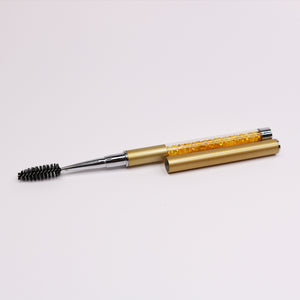 Gold Personal Lash Brush