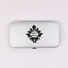 Load image into Gallery viewer, Metallic Leather MAGNETIC Tweezers Case