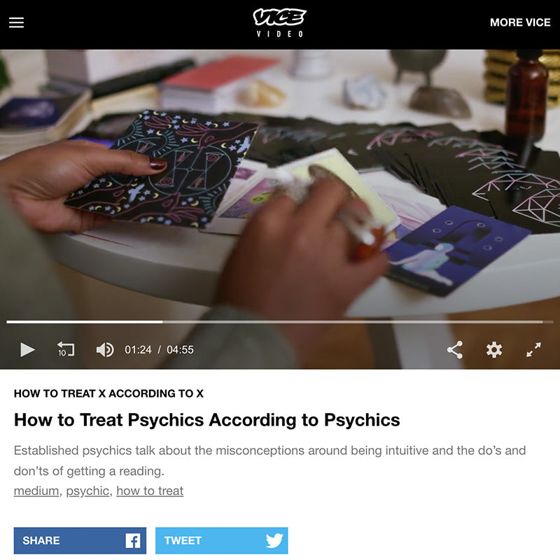 How to Treat Psychics According to Psychics