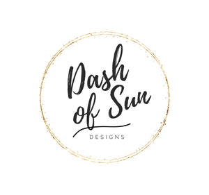 Dash of Sun Designs