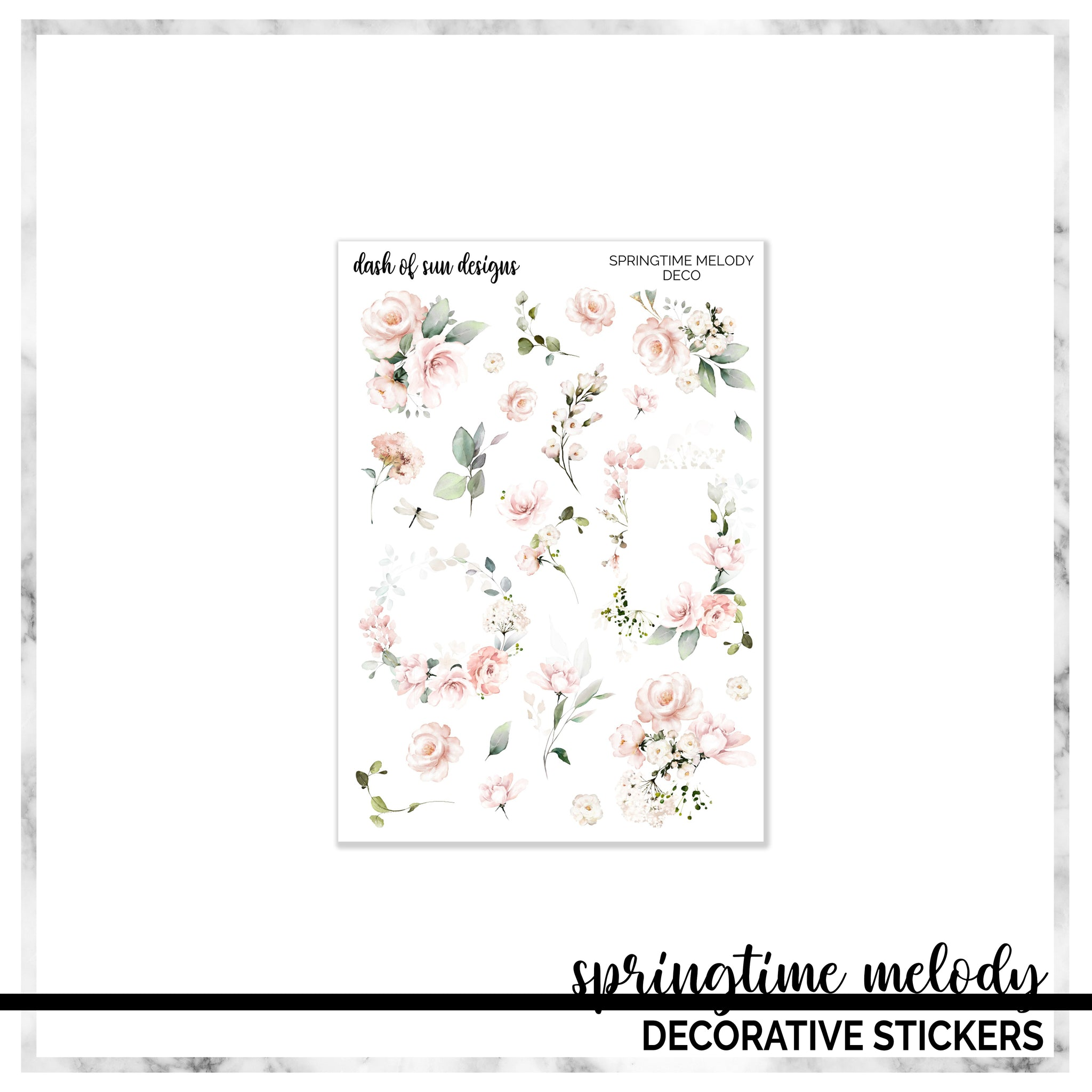 Holly | Decorative Stickers