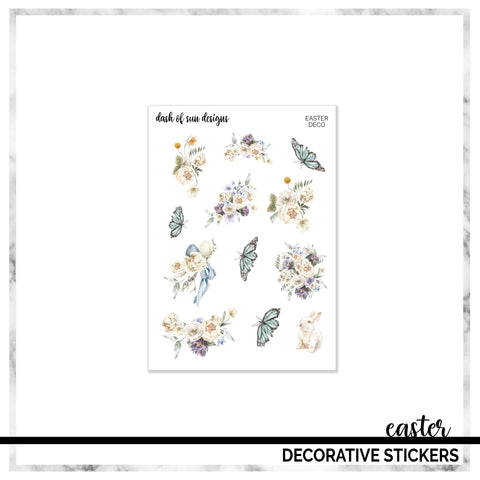 Easter | Decorative Stickers