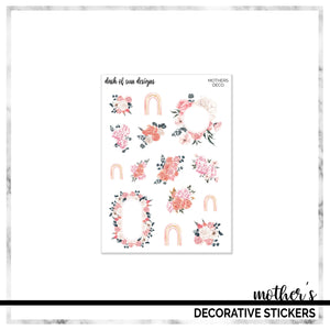 Mothers | Decorative Stickers
