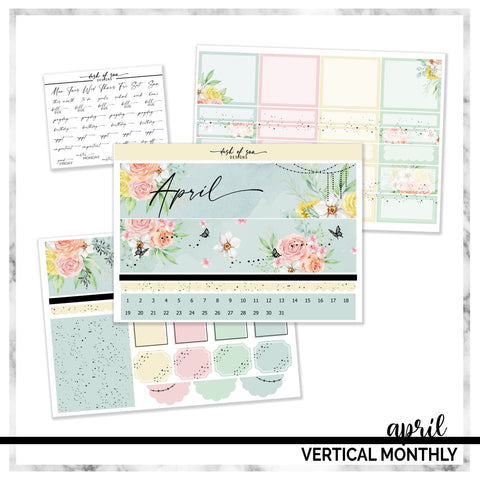 Foiled September Monthly Kit