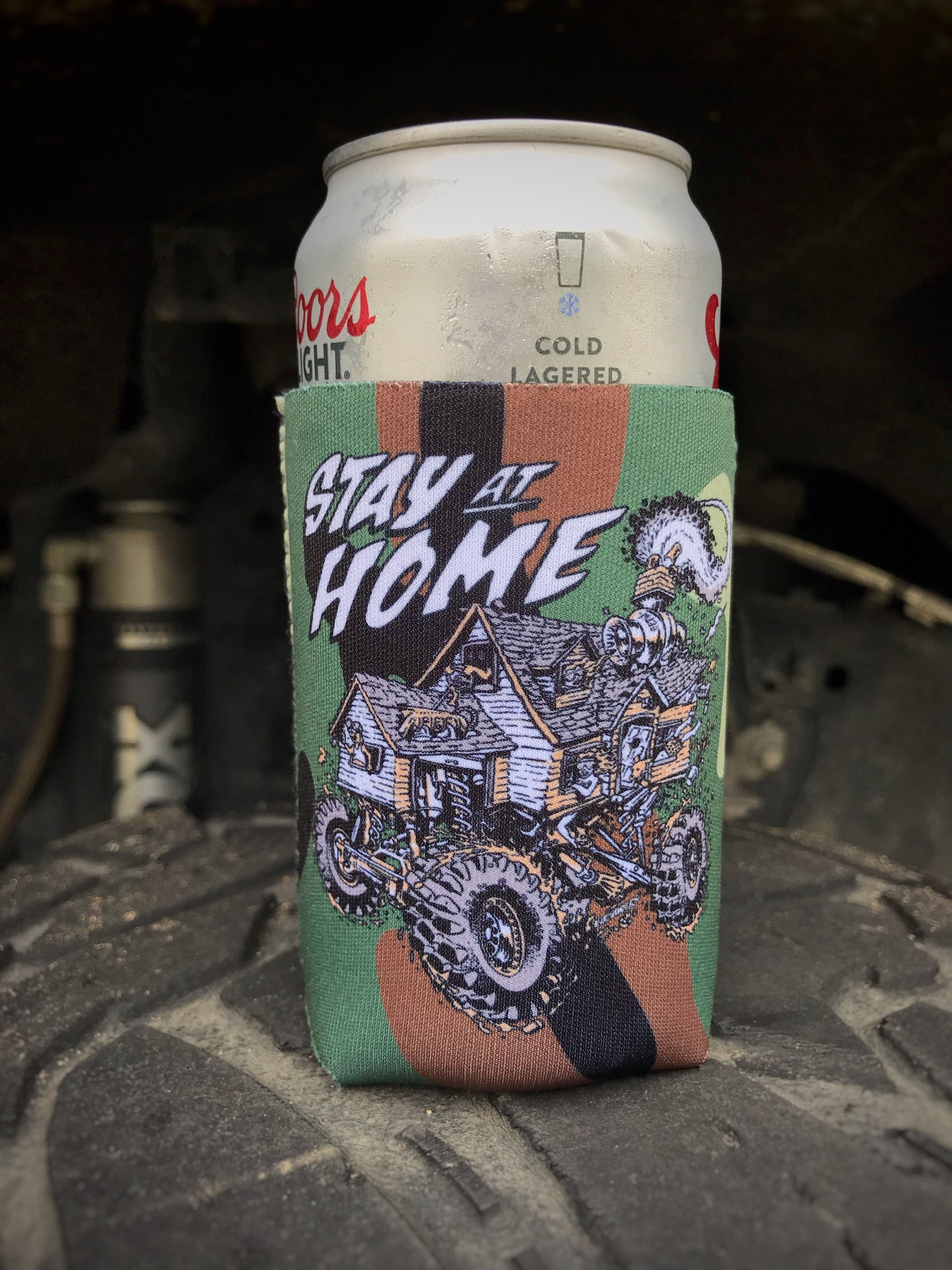 STAY HOME CUZZIE | CAMO