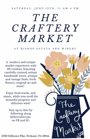 The Craftery Market at Bishop Estate & Winery